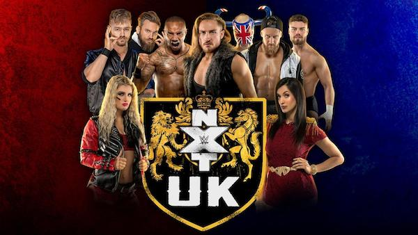 Watch WWE NxT UK 1/23/20