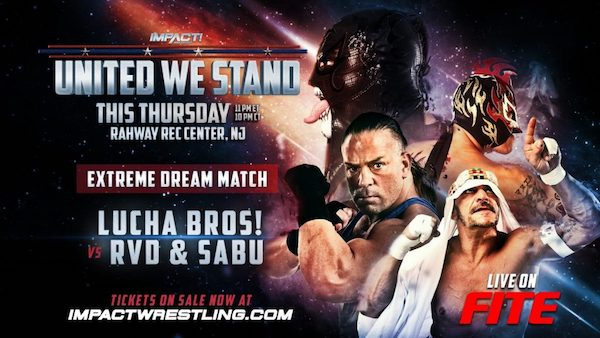 Watch iMPACT Wrestling: United We Stand 4/4/19