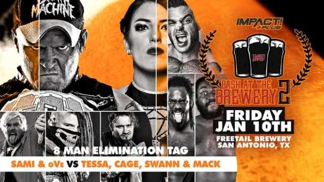 Watch Impact Wrestling: Bash at the Brewery 2 1/10/2020 Full Show Online