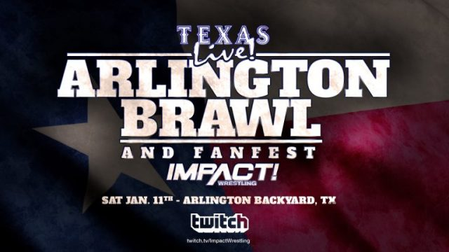 Watch TNA Impact Wrestling Arlington Brawl and FANFEST 1/11/20