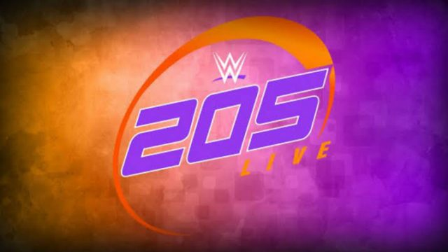 Watch WWE 205 Live 1/17/20