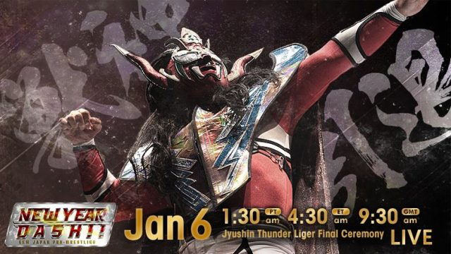 Watch NJPW New Year Dash 2020 – 1/6/20 – 6th January 2020 Live
