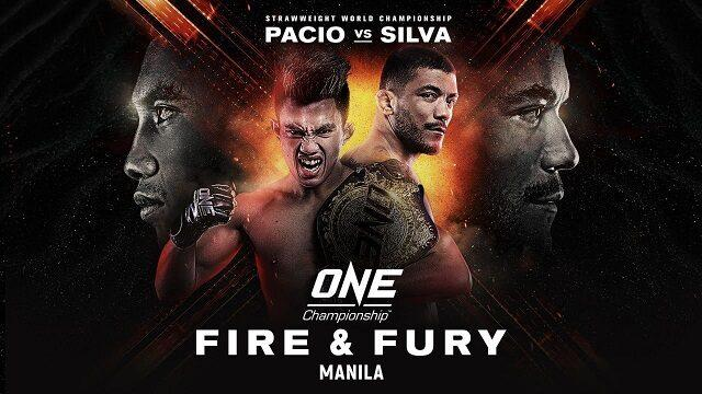 Watch ONE Championship: Fire & Fury 1/31/2020