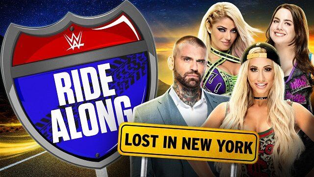 WWE Ride Along S5 E1 Lost in New York 2/1/2020