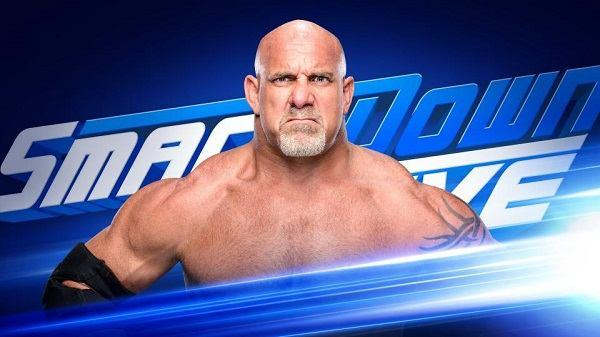 WWE SmackDown Live 2/7/20