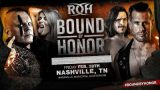 Watch ROH Bound By Honor 2/28/20 – 28th February 2020