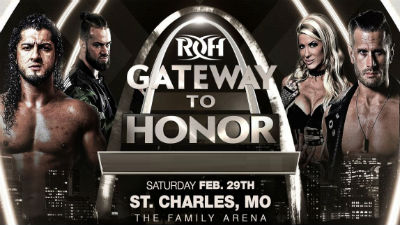 Watch ROH Gateway to Honor 2/29/20 – 29th February 2020