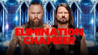 Watch WWE Elimination Chamber 2020 PPV 3/8/20 – 8th March 2020