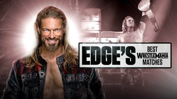 WWE Essentials Edge Best Wrestlemania Matches
