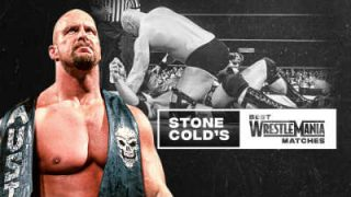 Best Of WWE E11 Stone Colds Best WrestleMania Matches