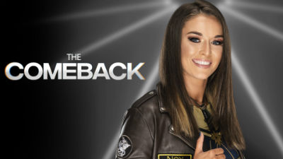 Watch WWE The Comeback Tegan Nox