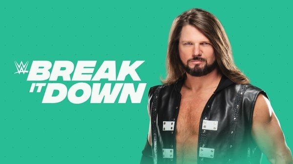 WWE Break It Down E05 AJ Styles