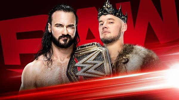 Watch WWE Raw 5/18/20 – 18 May 2020