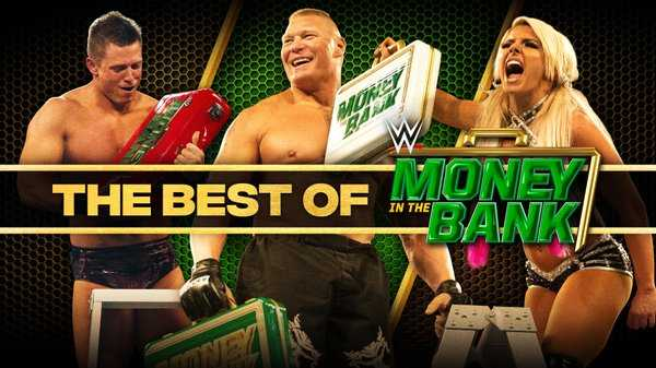 Watch WWE The Best Of Money In The Bank Matches