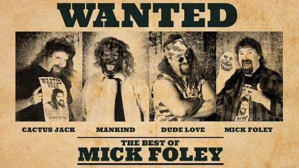 WWE The Best Of Mick Foley