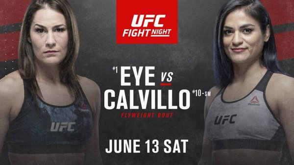 Watch UFC Fight Night Eye Vs Calvillo 6/13/20 – 13 June 2020
