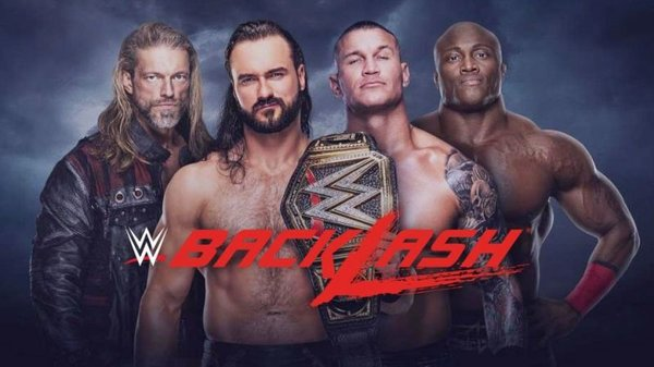 Watch WWE Backlash 2020 PPV 6/14/20 – 14 June 2020