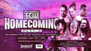 Watch GCW Homecoming Weekend Part 2 7/26/20 – 26 July 2020