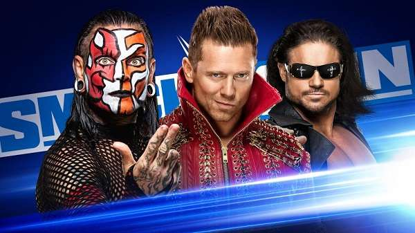 Watch WWE SmackDown Live 7/10/20 – 10 July 2020