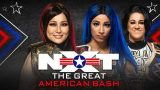 Watch WWE NXT The Great American Bash Day 1 2020 PPV 7/1/20 – 1 July 2020