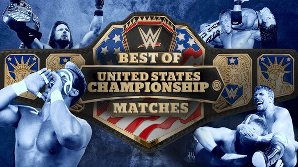 Watch WWE The Best Of United States Championship Matches