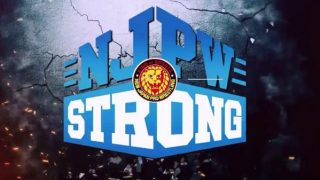 Round 1 – Watch NJPW Strong New Japan Cup 2020 USA
