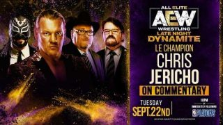 Watch AEW Special Late Night Dynamite Tuesday 9/22/20 – 22 September 2020