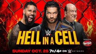 Watch WWE HELL IN A CELL 2020 PPV 10/25/20 – 25 October 2020