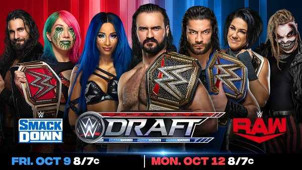 Watch WWE SmackDown Live 10/9/20 – 9 October 2020