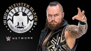 Watch WWE The Best Of Aleister Black In Progress