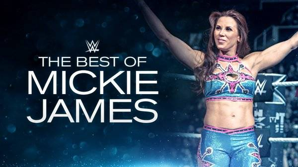 Watch WWE The Best Of Mickie James