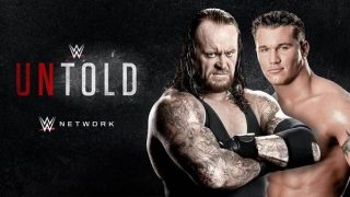Watch WWE Untold E15 The Phenom And The Legend Killer