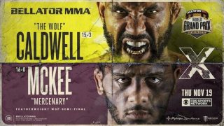 Watch Bellator 253: Caldwell vs McKee 11/19/20 – 19 November 2020