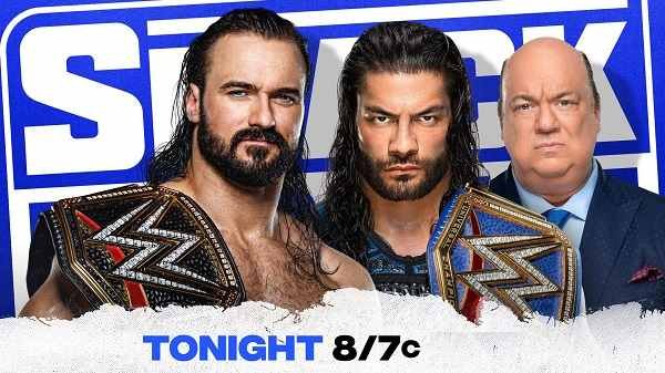 Watch WWE SmackDown Live 11/20/20 – 20 November 2020