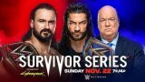 Watch WWE Survivor Series 2020 PPV 11/22/20 – 22 November 2020