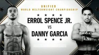 Watch PCB Errol Spence Jr. vs Danny Garcia 12/5/20 – 5 December 2020