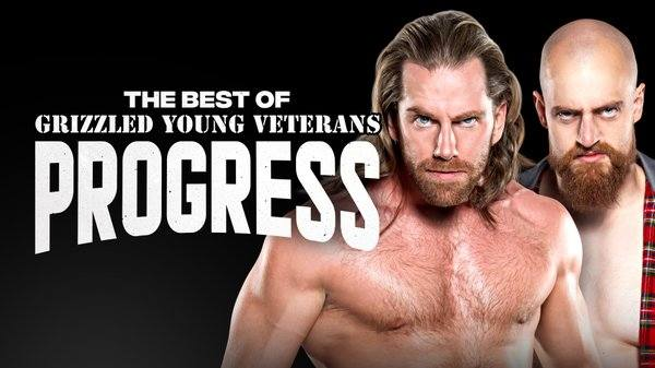 Watch WWE Grizzled Young Veterans In Progress