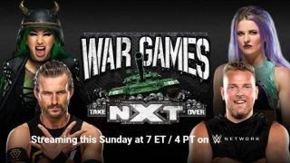 Watch WWE NxT TakeOver: Wargames 2020 PPV 12/6/20 – 6 December 2020