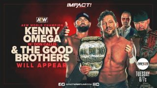 Watch Impact Wrestling 1/5/21 – 5 January 2021