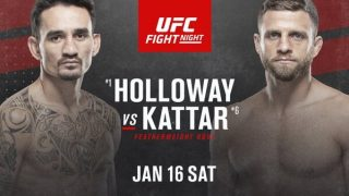 Watch UFC Fight Night: Holloway Vs Kattar 1/16/21 – 16 January 2021