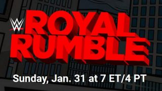 Watch WWE Royal Rumble 2021 PPV 1/31/21 – 31 January 2021