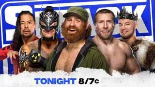 Watch WWE SmackDown Live 1/8/21 – 8 January 2021