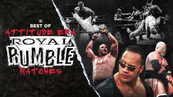 Watch WWE The Best Of Attitude Era Royal Rumble