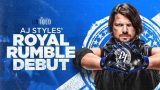 Watch WWE Untold AJ Styles Royal Rumble Debut
