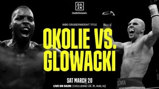 Watch Okolie vs Glowacki 3/20/21 – 20 March 2021