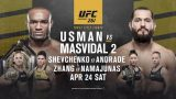Watch UFC 261 : Usman Vs Masvidal 2 PPV 4/24/21 – 24 April 2021