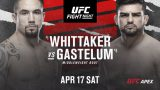 Watch UFC Fight Night: Whittaker vs Gastelum 4/17/21 – 17 April 2021