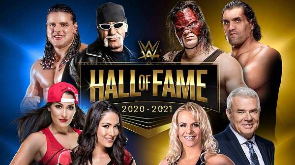 Watch WWE Hall of Fame Induction Ceremony 2021 4/6/21 – 6 April 2021