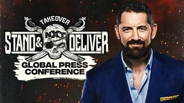Watch WWE NxT Takeover 2021 Global Press Conference