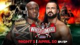Watch WWE WrestleMania 37 Night 1 PPV 4/10/21 – 10 April 2021